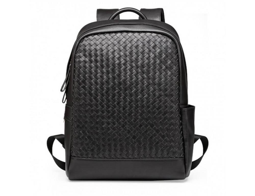 Стильный городской рюкзак TIDING BAG B3-1741A черный - Фото № 11