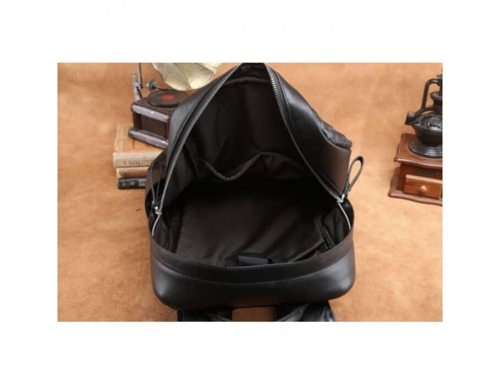 Стильный городской рюкзак TIDING BAG B3-1741A черный - Фото № 18