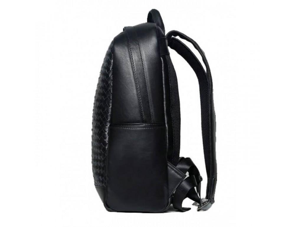 Стильный городской рюкзак TIDING BAG B3-1741A черный - Фото № 9