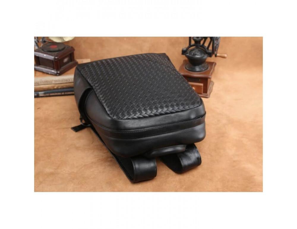 Стильный городской рюкзак TIDING BAG B3-1741A черный - Фото № 4