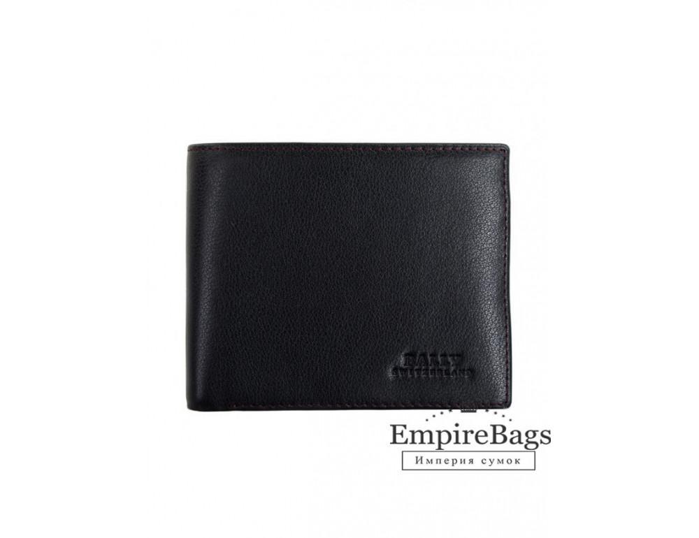 Мужской кожаный портмоне Bally BLG-1785 - Фото № 1