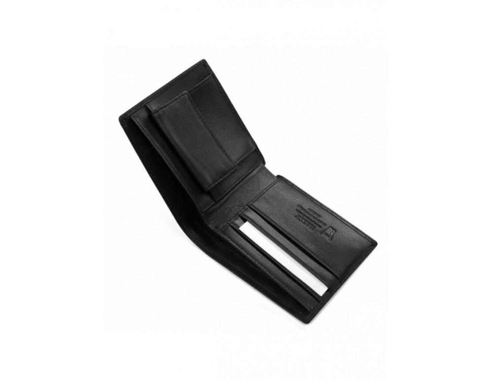 Мужской кожаный портмоне Bally BLG-1785 - Фото № 3