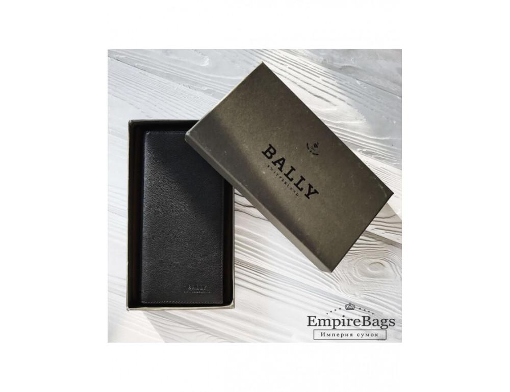 Чоловічий шкіряний портмоне Bally BLG-902 - Фотографія № 3