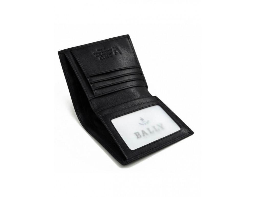 Мужской кожаный портмоне Bally BLG-938 - Фото № 2