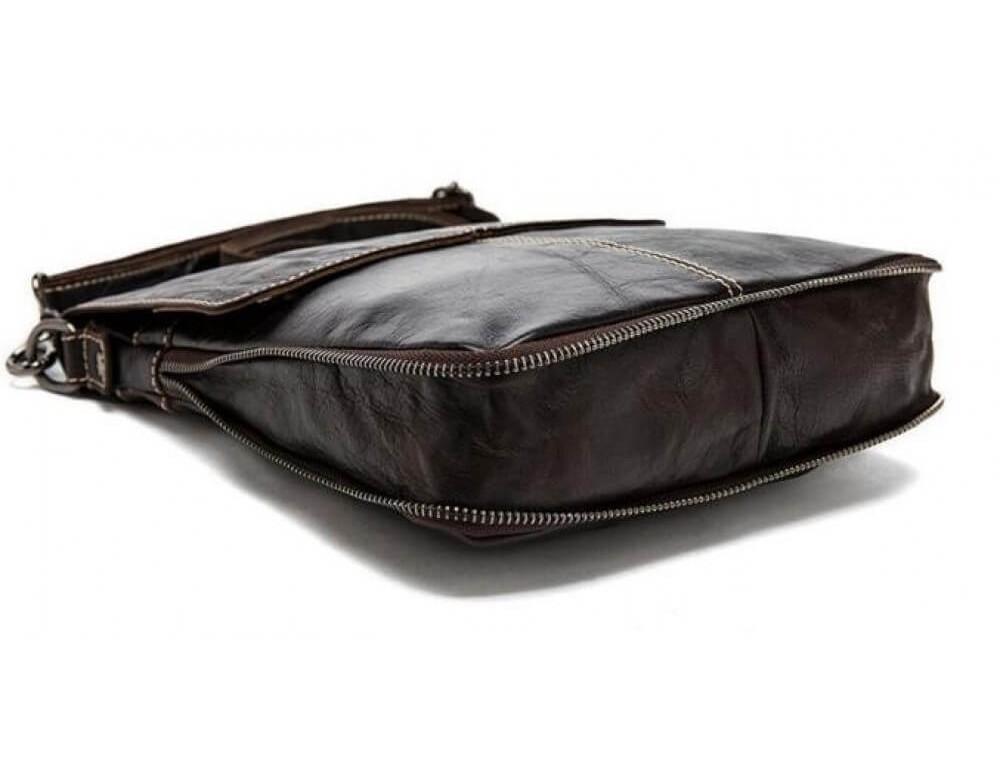 Вінтажна чоловіча сумка через плече Bexhill Bx8006G - Фотографія № 4