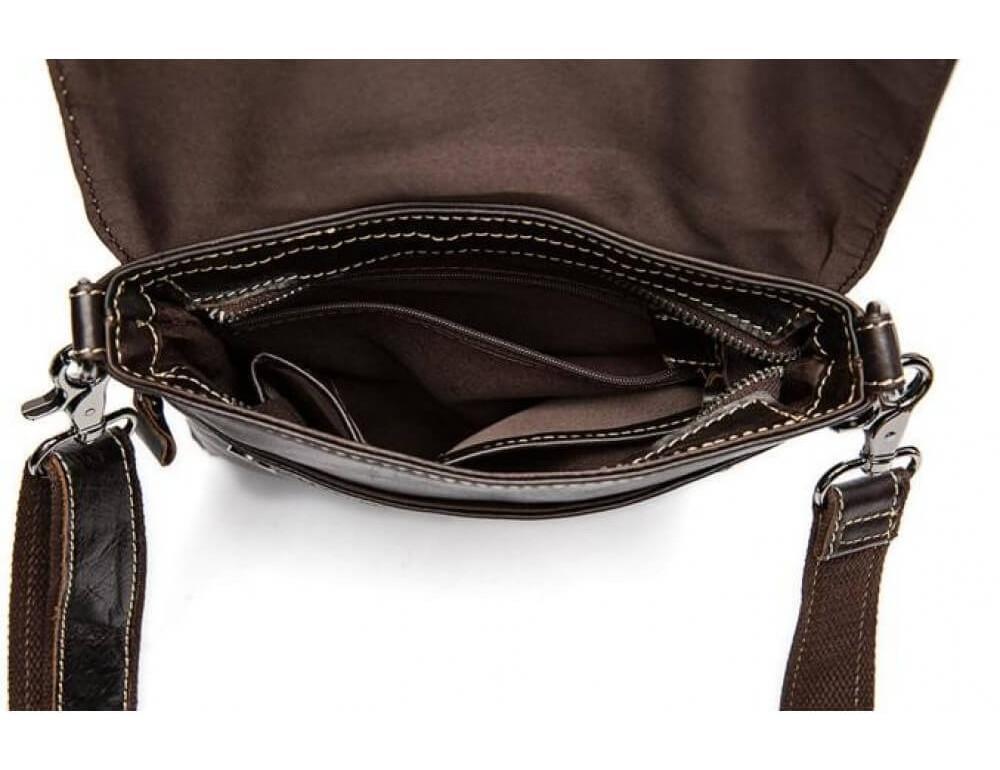 Вінтажна чоловіча сумка через плече Bexhill Bx8006G - Фотографія № 5