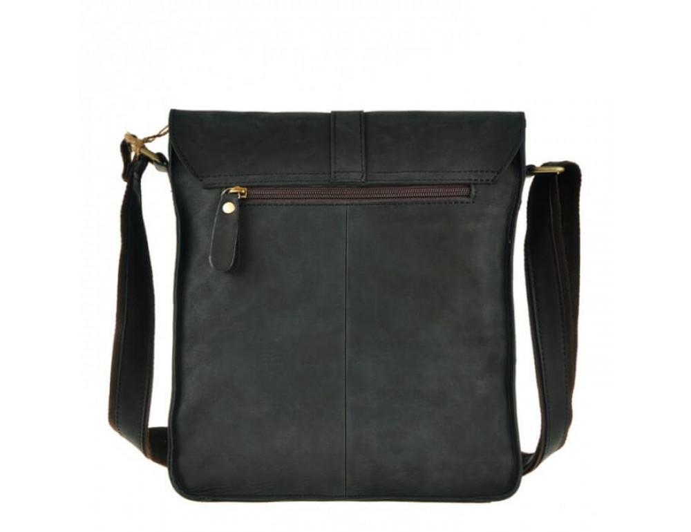 Мужская кожаная сумка через плечо TIDING BAG G2093 - Фото № 3