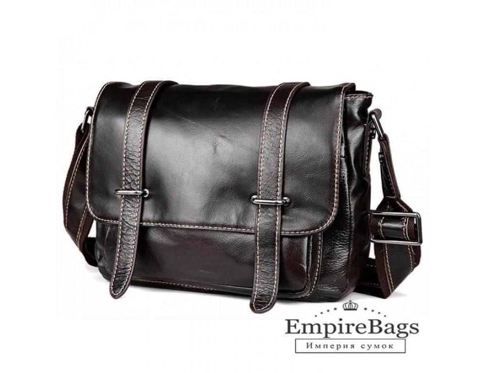 Мужская кожаная сумка на плечо Bexhill (England) L-0149