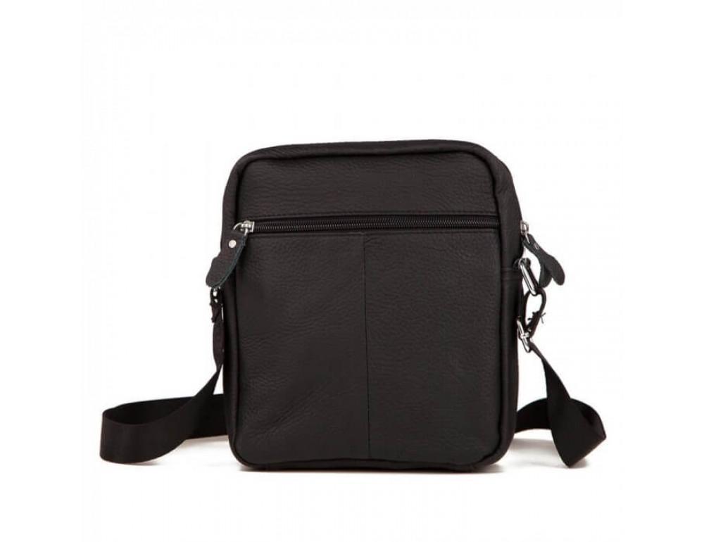 Мужская кожаная сумка-мессенджер  TIDING BAG M38-3923A - Фото № 5
