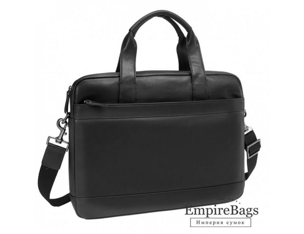 Мужская кожаная сумка под макбук TIDING BAG M47-1609A - Фото № 1