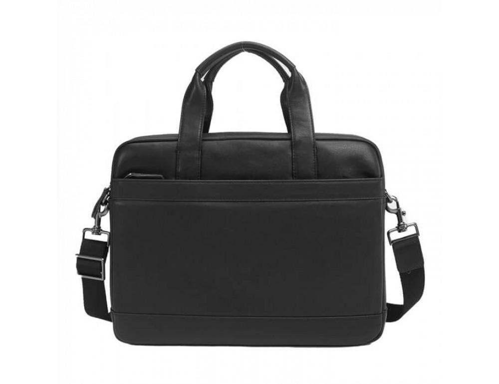 Мужская кожаная сумка под макбук TIDING BAG M47-1609A - Фото № 2
