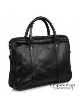 Чоловіча шкіряна сумка Virginia Conti V-0502A