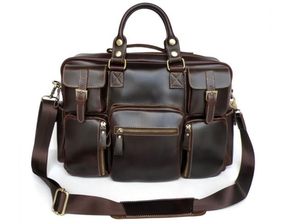 Мужская сумка TIDING BAG 7028X - Фото № 7