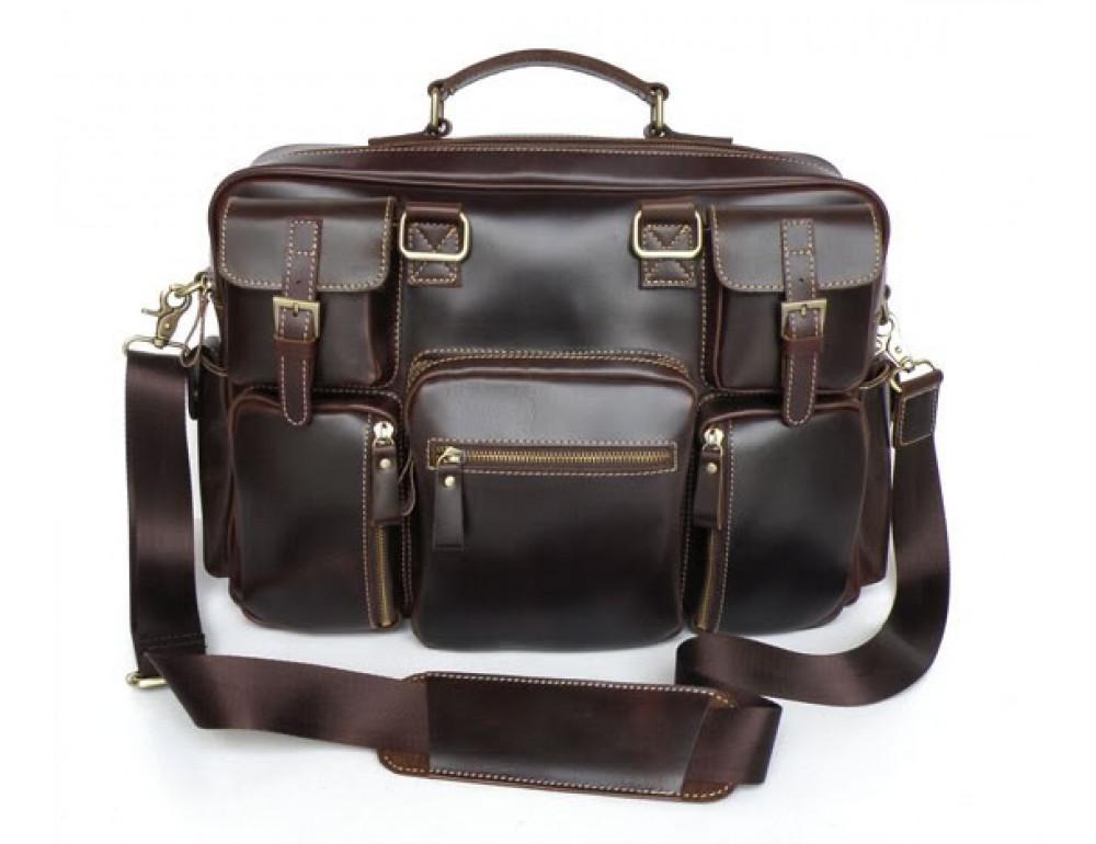 Мужская сумка TIDING BAG 7028X - Фото № 6