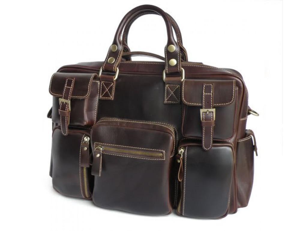 Мужская сумка TIDING BAG 7028X - Фото № 3