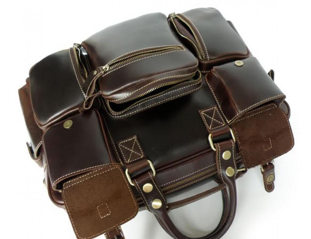 Мужская сумка TIDING BAG 7028X - Фото № 5