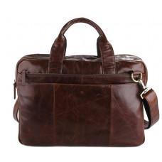 Кожаная сумка через плечо TIDING BAG 7092-2C