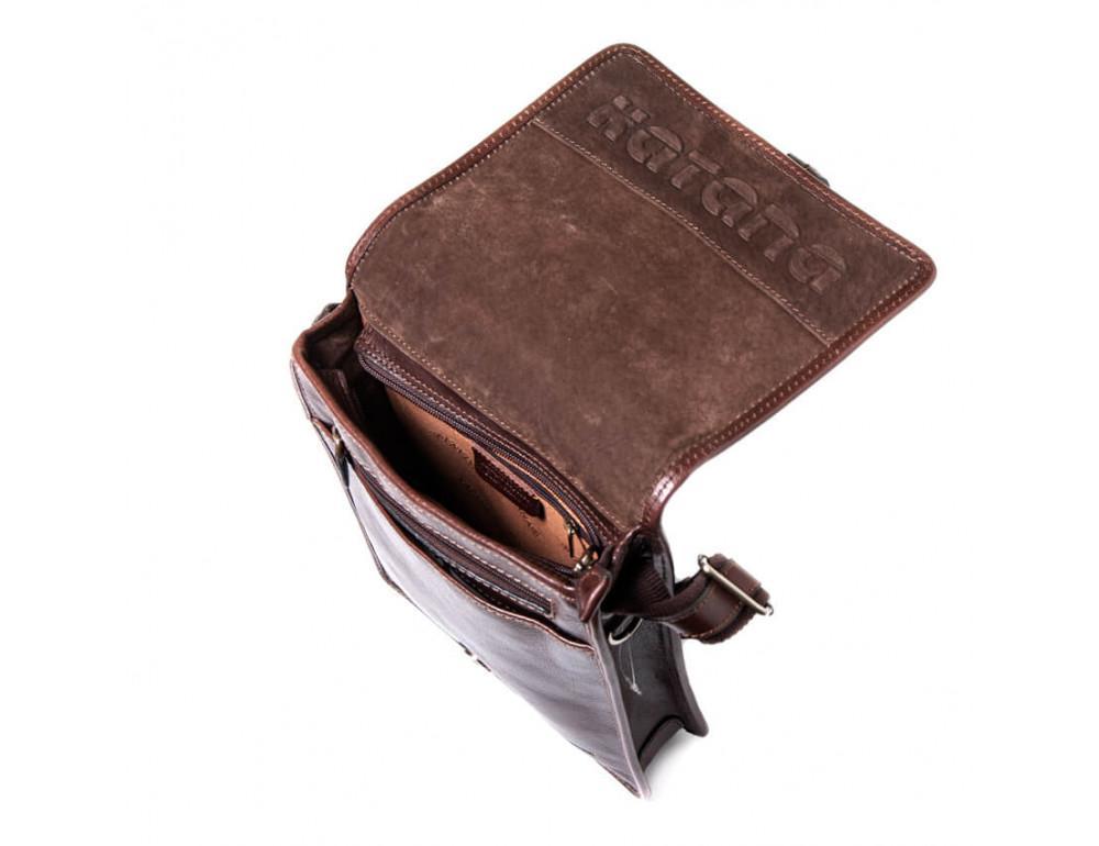 Мужская сумка через плечо KATANA k36803-2 - Фотографія № 4