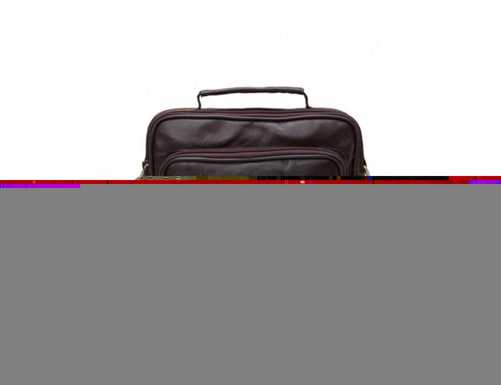Чоловічий шкіряний месенджер TIDING BAG NM24-103C - Фотографія № 3