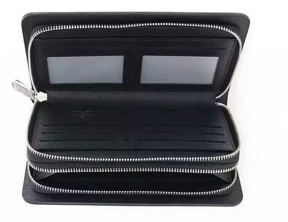 Кожаный клатч Louis Vuitton Lvk003wave - Фото № 6