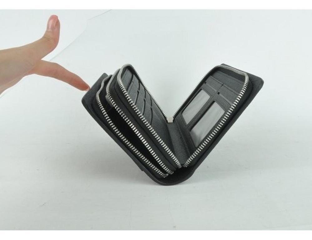 Кожаный клатч Louis Vuitton Lvk003wave - Фото № 2