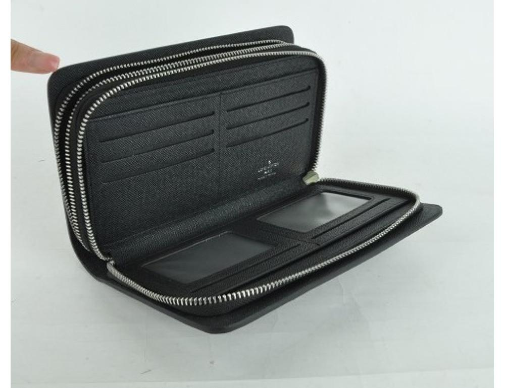 Кожаный клатч Louis Vuitton Lvk003wave - Фото № 8
