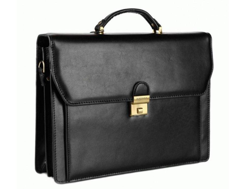 Мужской классический портфель Katana k63025-1 - Фотографія № 2