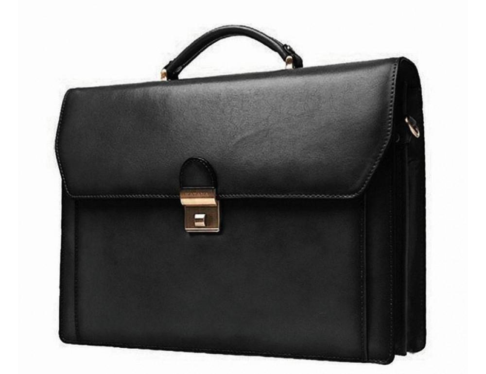 Мужской классический портфель Katana k63025-1 - Фотографія № 4