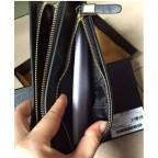 Кожаный клатч Louis Vuitton Lvk003wave - Фото № 109