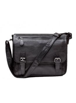 Кожаная сумка через плечо TIDING BAG  6046