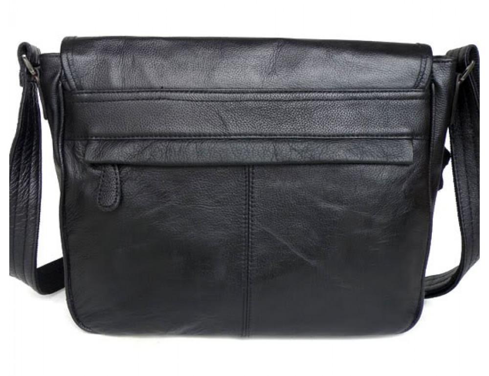 Кожаная сумка через плечо TIDING BAG  6046 - Фото № 2