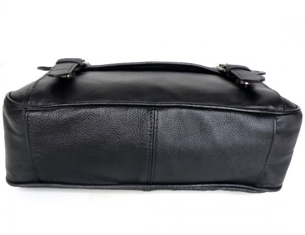 Кожаная сумка через плечо TIDING BAG  6046 - Фото № 3