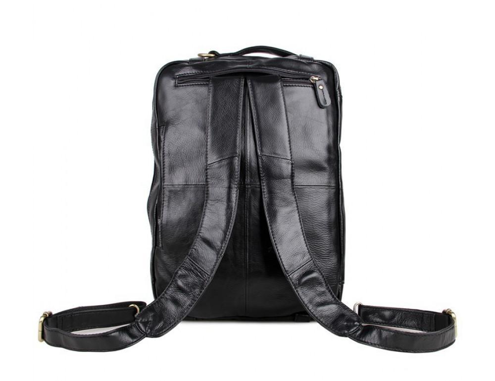 Кожаная сумка-рюкзак JASPER & MAINE 7026A - Фото № 2