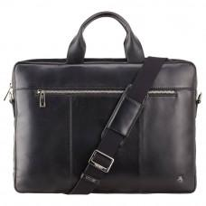 Сумка под macbook Visconti ML28 Charles (black) чёрный