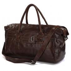 Кожаная дорожная сумка JASPER & MAINE 7079Q