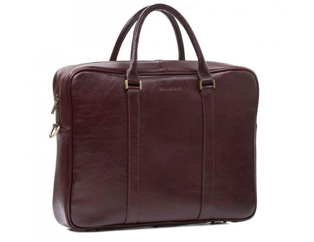 Чоловіча шкіряна сумка BLAMONT BN022R