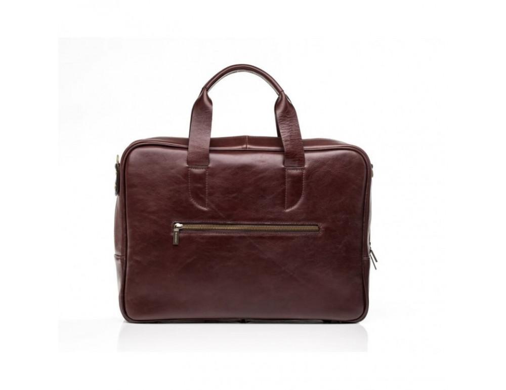 Чоловіча шкіряна сумка BLAMONT BN057R - Фотографія № 2