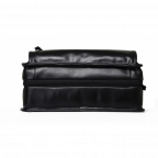 Кожаная сумка Tiding Bag B3-2020A чёрная - Фото № 104