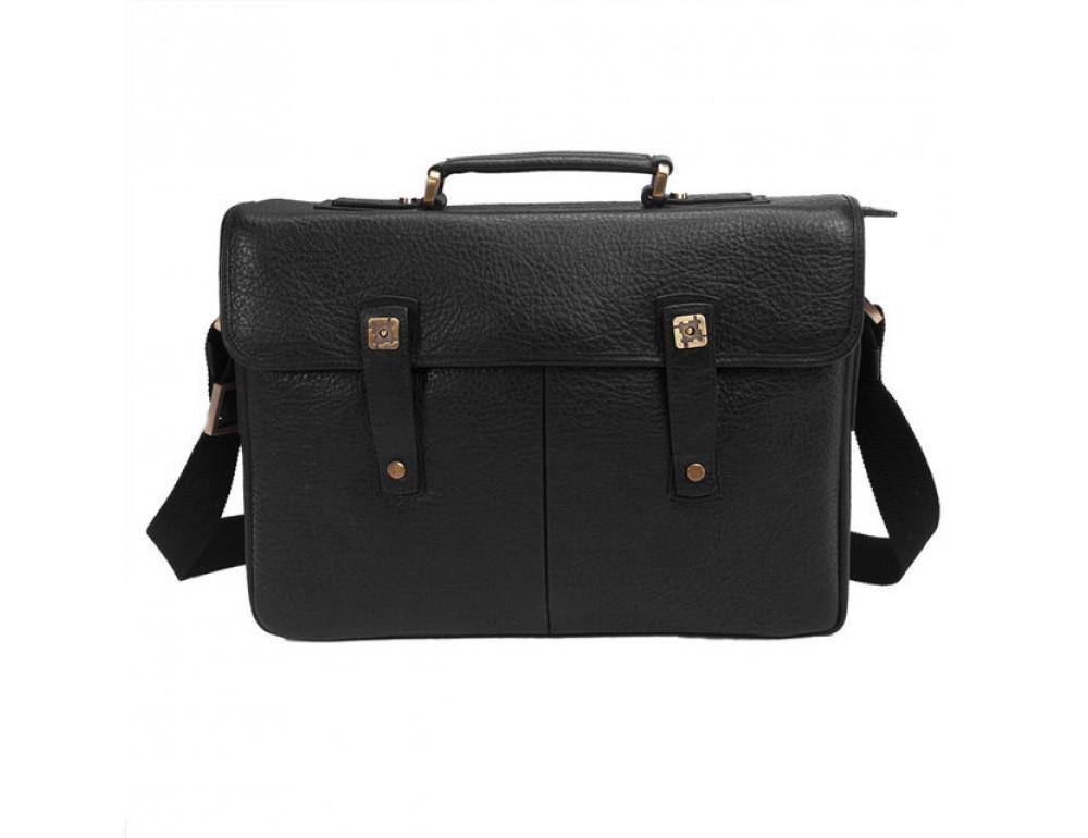 Кожаный портфель TIFENIS TF69181A - Фото № 3