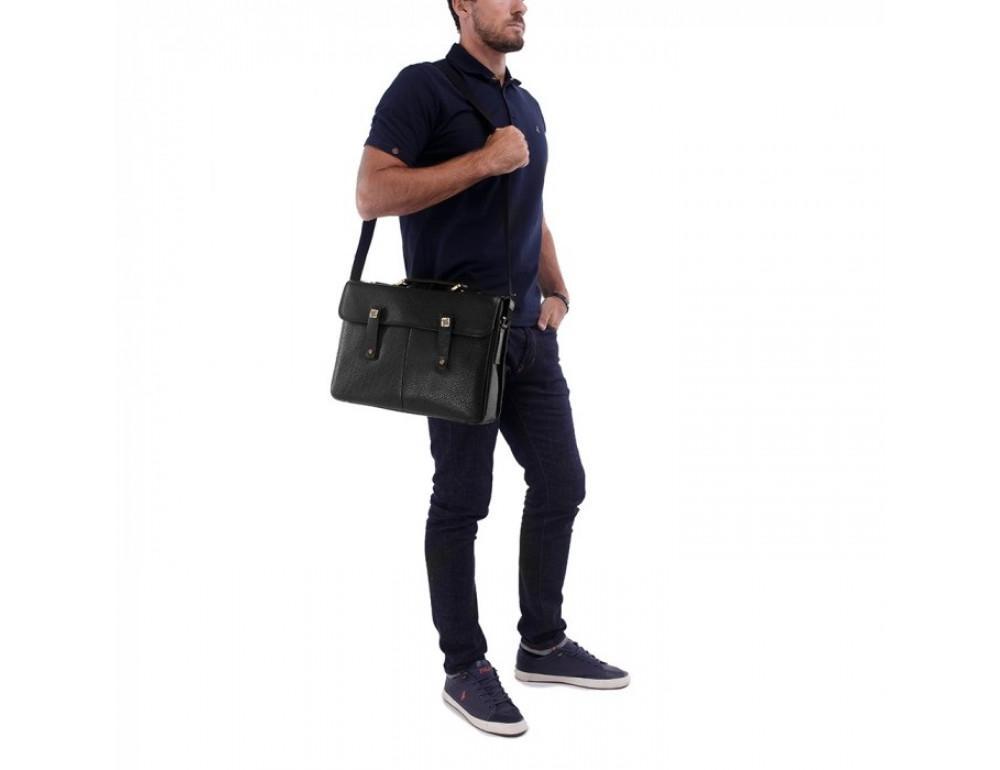 Кожаный портфель TIFENIS TF69181A - Фото № 2
