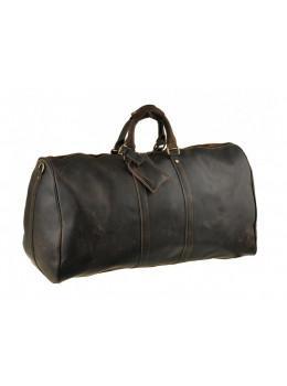 Дорожная сумка Bexhill из лошадиной кожи G3264B темно-коричневый