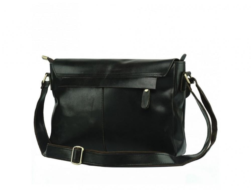 Мужская кожаная сумка через плечо TIDING BAG G8850A - Фото № 2