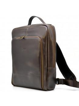 Темно-коричневий вінтажний рюкзак TARWA TC-1239-4lx