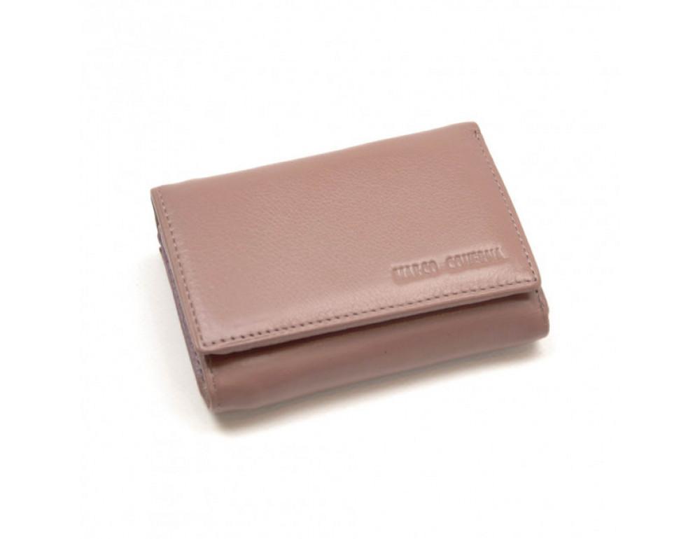Маленький пудровый женский кошелёк Marco Coverna MC-1419-6 - Фото № 1