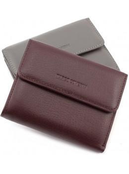 Коричневый кожаный кошелёк женский Marco Coverna 2047A-8