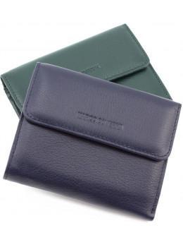 Синий маленький кошелёк на магнитах Marco Coverna 2047A-5