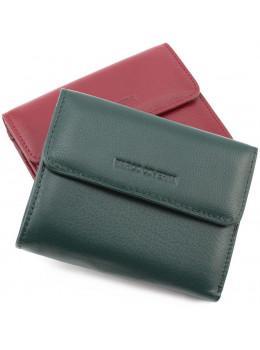 Маленький зелёный кошелек для женнщин Marco Coverna 2047A-7 green