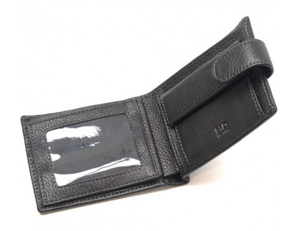 Чоловічий шкіряний гаманець Horton Collection MD 22-208 - Фотографія № 5