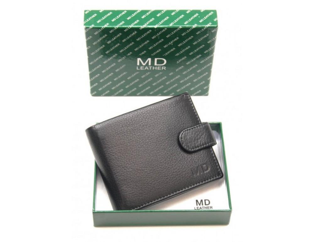 Чоловічий шкіряний гаманець Horton Collection MD 22-208 - Фотографія № 9