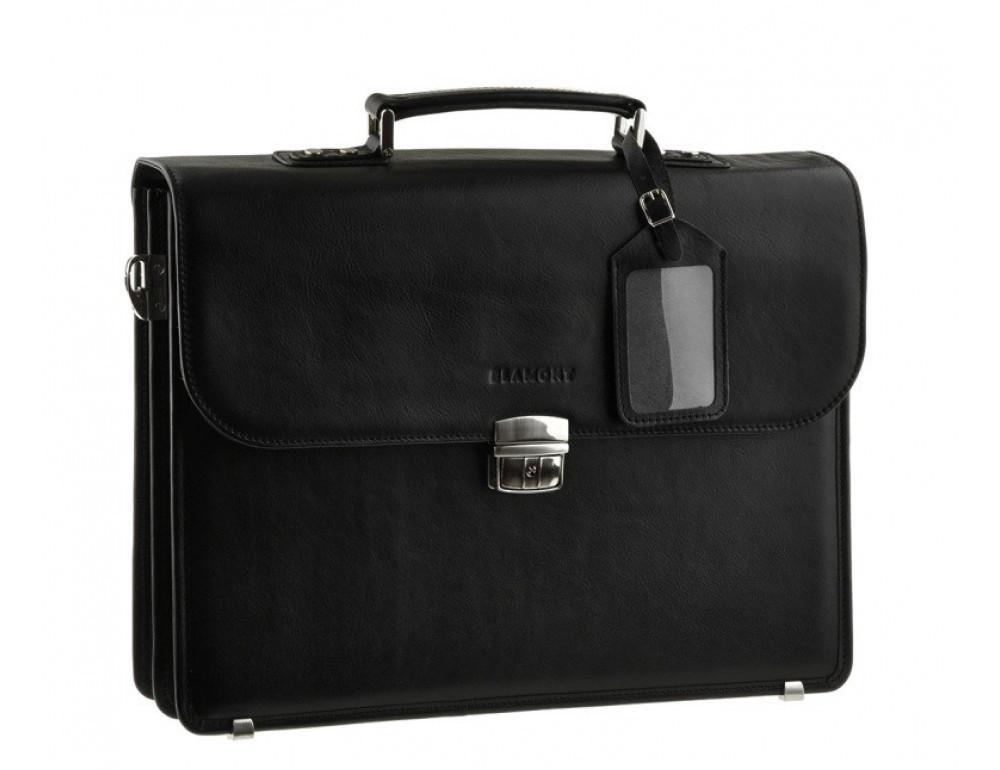 Мужской классический портфель Blamont Bn039A - Фото № 4